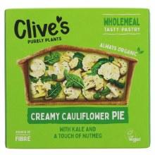 Clive's Cauliflower Pie