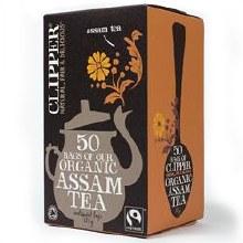 Clipper Org Assam Teabags