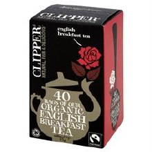 Clipper Org Eng Breakfast Tea