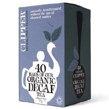 Clipper Og Decaffeinated Tea