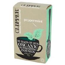 Clipper Organic Peppermint Tea