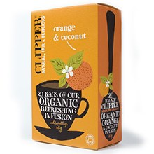 Clipper Orange And Coconut