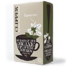 Clipper Liquorice Tea