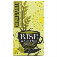 Clipper Rise & Shine Tea 20 bags