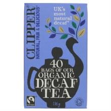Clipper Decaf Tea 40's