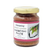 Clearspring Org Umeboshi Paste