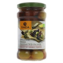 Gaea Org Mixed Olives