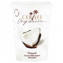 Coyo Coconut Yog Natural 400g