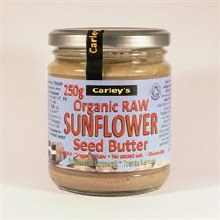 Org Raw Sunflower Seed Butter