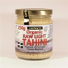 Org Raw Light Tahini