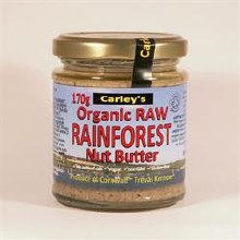 Carleys Raw R/forest Nutbutter