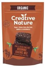 Creative Nature Brownie Mix