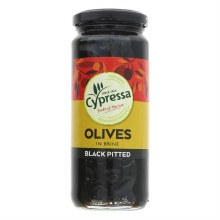 Cypressa Pitted Black Olives
