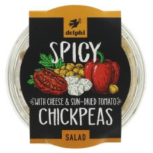 Delphi Chickpea Salad