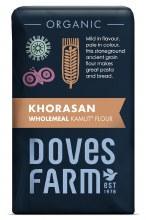 Doves Organic Wholegrain Khorasen Flour