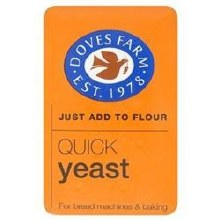 Doves Quick Yeast