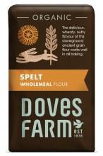 Doves  Wholegrain Spelt Flour 1kg