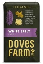 Doves Organic White Spelt Flour
