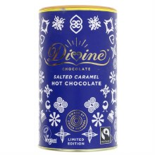 Divine Salted caramel Hot Choc