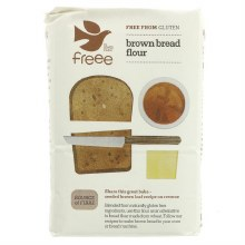 Doves Gluten - Free Brown Bread Flour
