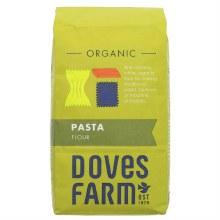 Doves Organic Pasta Flour 1kg