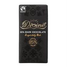 Divine 85% Dark Chocolate