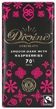 Divine Dark Choc & Raspberries