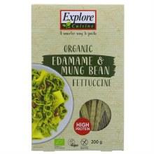 Explore Mung/edamame Fettucini