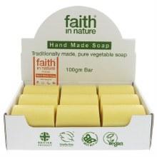 Loose Orange Soap Bar