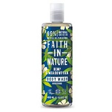 Faith Hemp/meadow Body Wash Rb