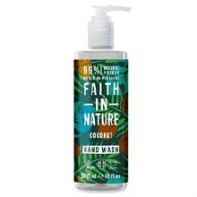 Faith Coconut Handwash Rb