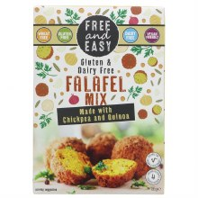 Free & Easy Falafel Mix
