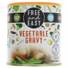 Free & Easy Gravy Sauce Mix