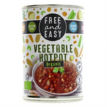 Free/easy Vegetable Hotpot