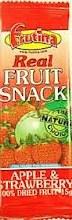 Strawberry & Apple Fruit Bar