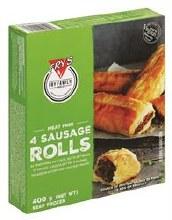 Frys Sausage Rolls
