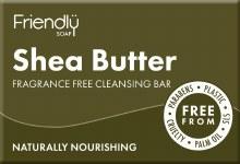Friendly Cleansing Bar Shea Bt