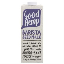 Good Hemp Seed Drink Barista
