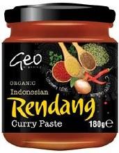 Geo Org Indonesian Rendang
