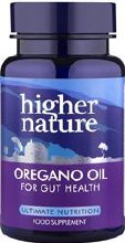 Higher Nature Oregano Oil 30 Caposules