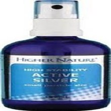 Higher Nature Colloidal Silver 200ml