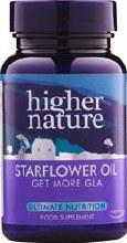 Higher Natutre Starflower Oil 1000mg