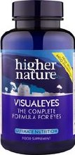 Higher Nature Visualeyes 30 Capsules