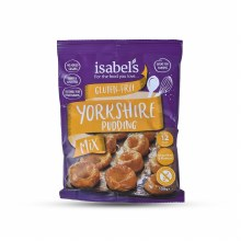 Isabel's Gluten - Free Yorkshire Pudding Mix 100g