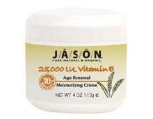 Jason Vit E 25000iu Creme