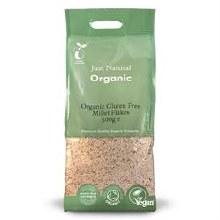 Org GF Millet Flakes