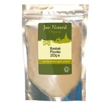 Just Natural Organic Baobab Powder