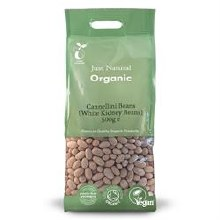 Org Cannellini Beans 500g
