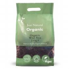 Organic Wild Rice 250g