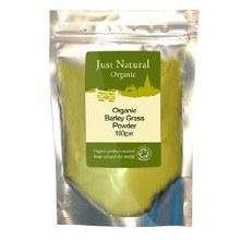 Just Natural Organic Barley Grass Powder